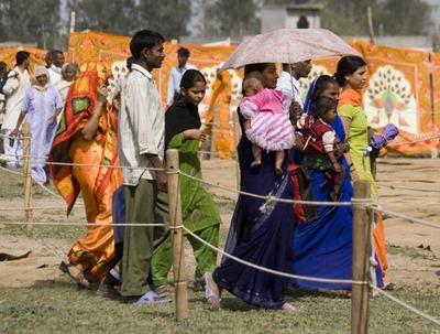 Yamuna Nagar Villagers